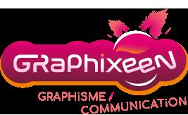 Graphixeen, graphiste Blois
