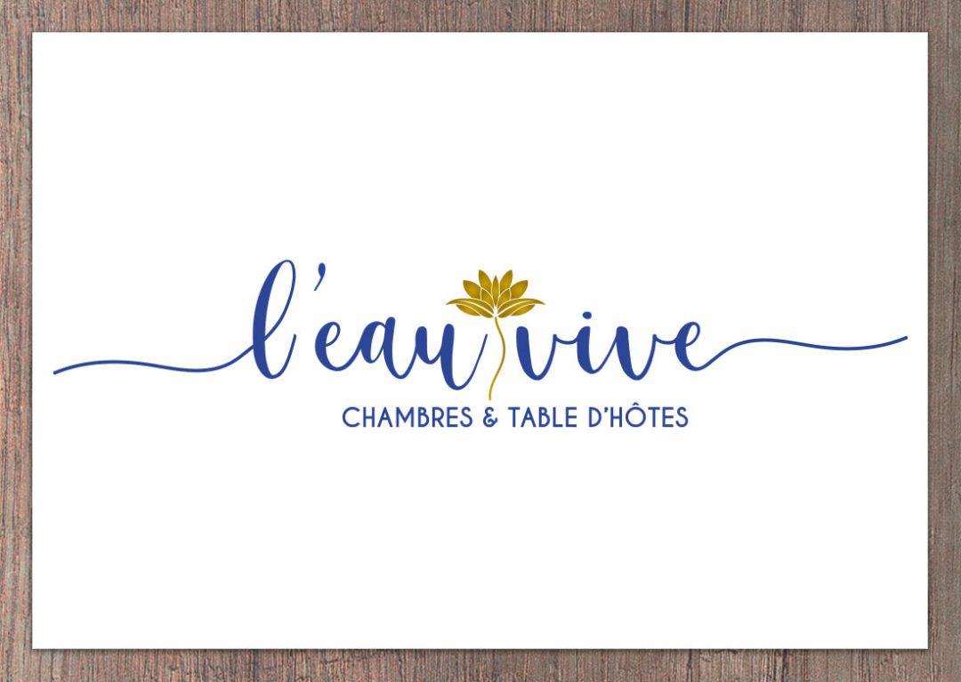Logo L'EAU ViVE
