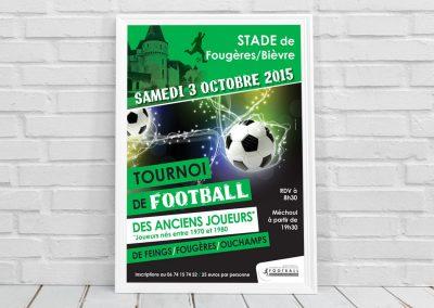Affiche FOOTBALL