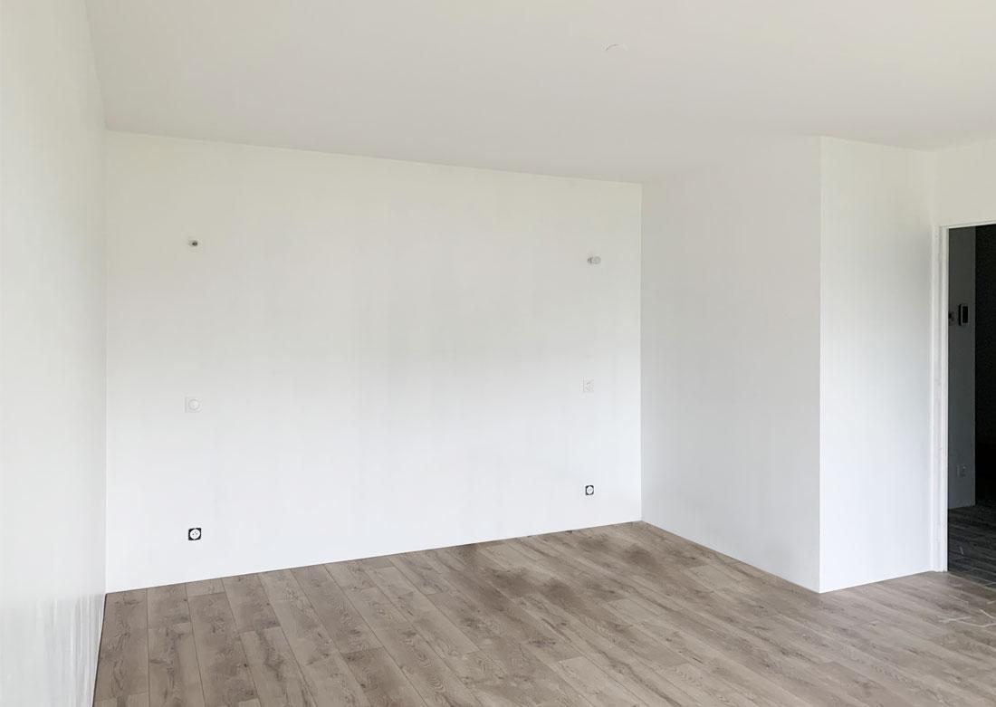 Décoration intérieure chambre - Photo avant montage