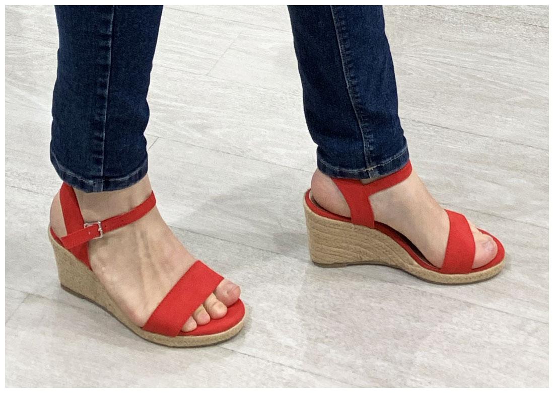 Séance personal shopper - Essayage de chaussures
