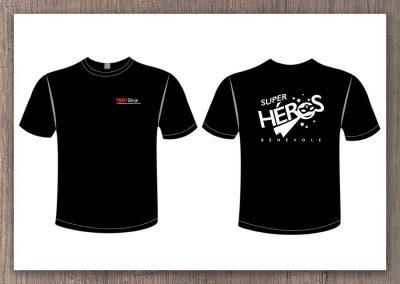 T-shirt TEDx