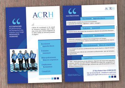 Flyer ACRH