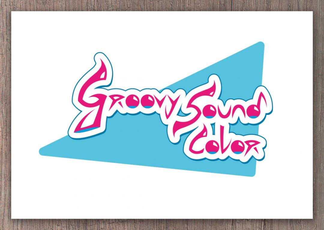 Logo GROOVY SOUND COLOR